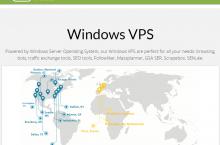 GreenCloudVPS – Premium Windows VPS