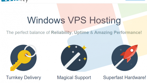Winity – Budget / Cheap Windows VPS